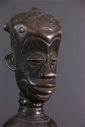 Statues africainesLulua beeldje