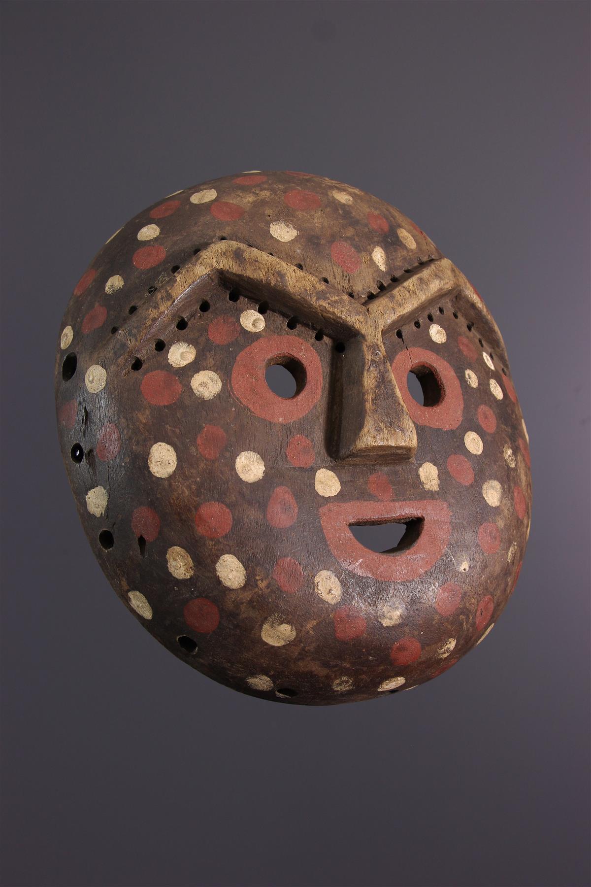 Komo masker - Afrikaanse kunst