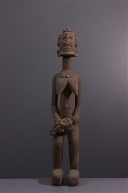 Afrikaanse kunst - Dogon Nduleri standbeeld