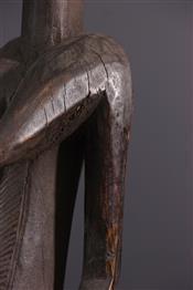 Statues africainesBamana standbeeld
