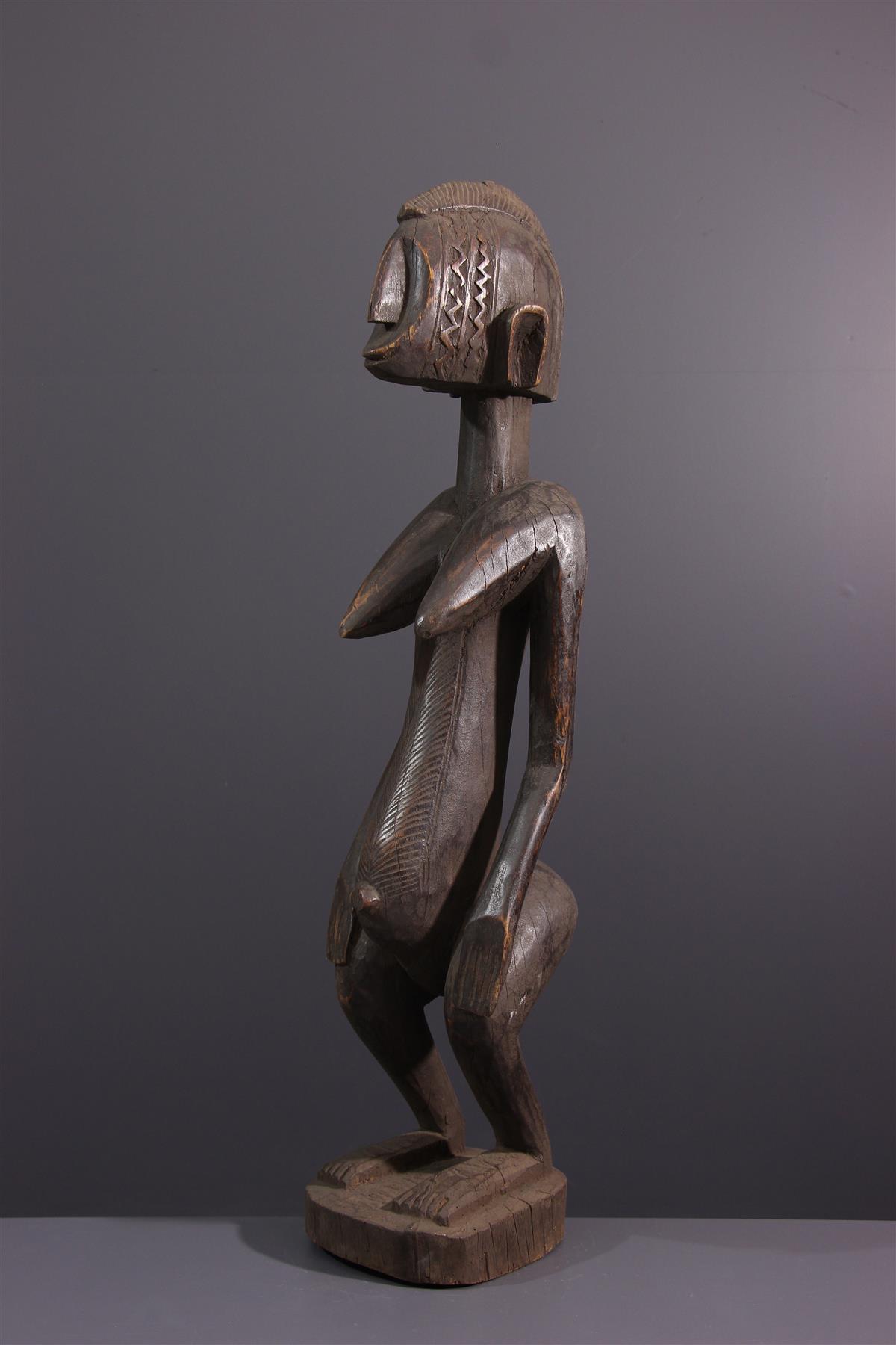 Bamana standbeeld - Afrikaanse kunst