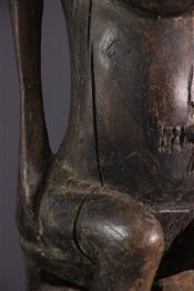 Statues africainesSenoufo standbeeld