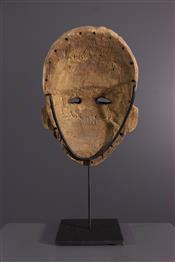 Masque africainKwese masker