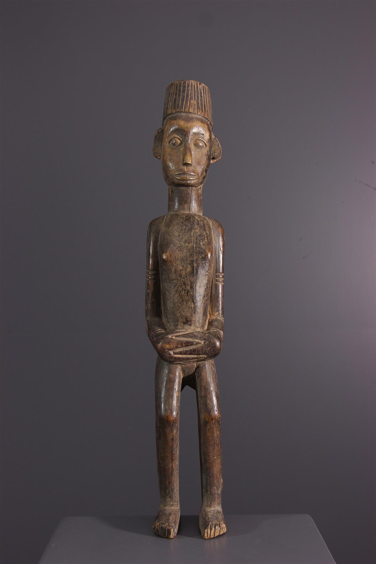Ewe colon - Afrikaanse kunst