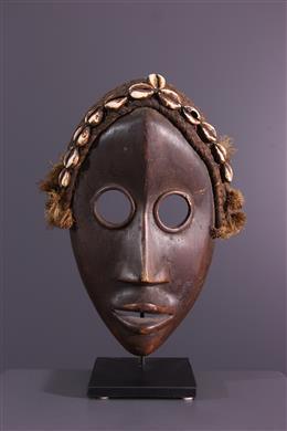 Afrikaanse kunst - Dan Gunye ge masker