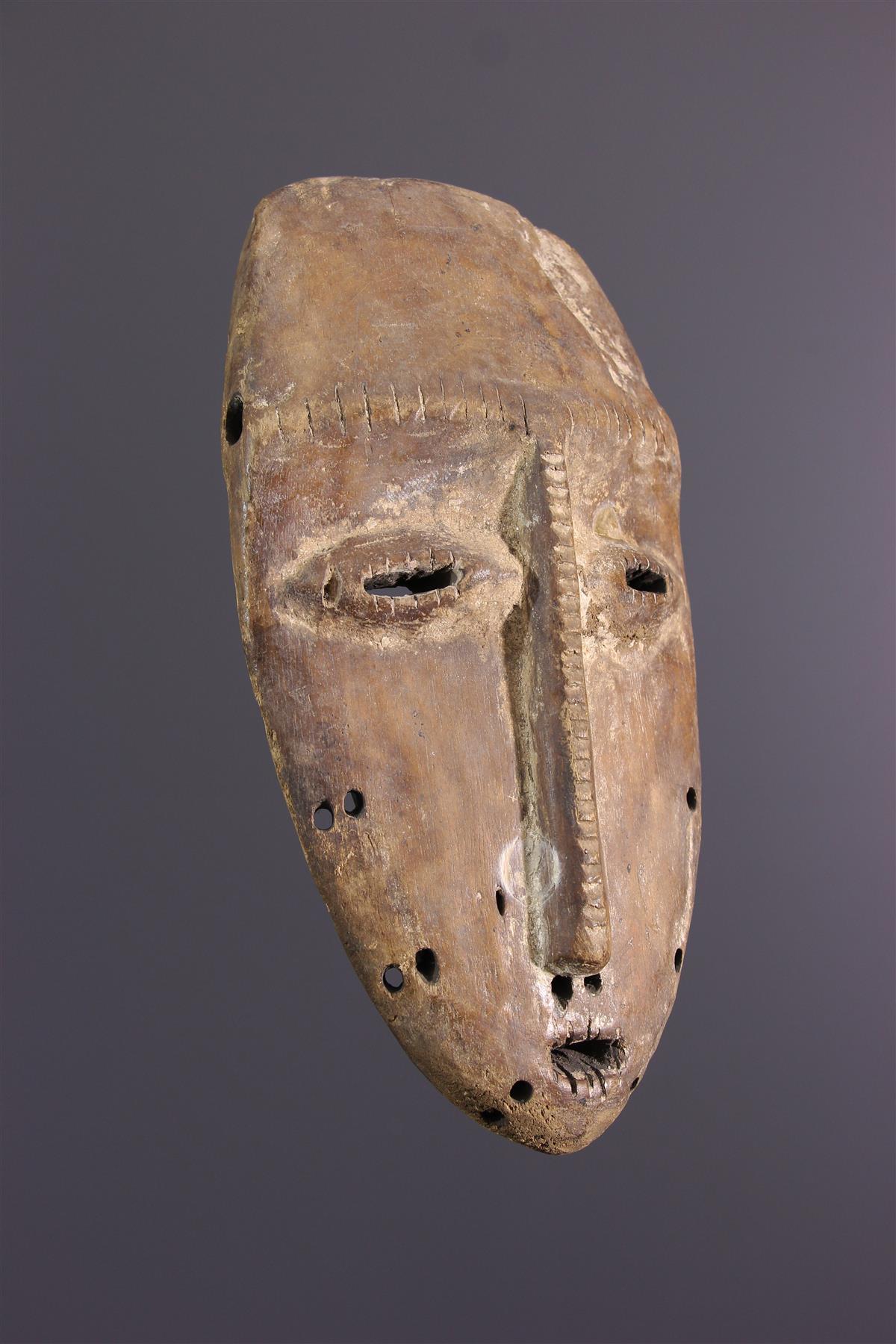 Lega mask - Afrikaanse kunst