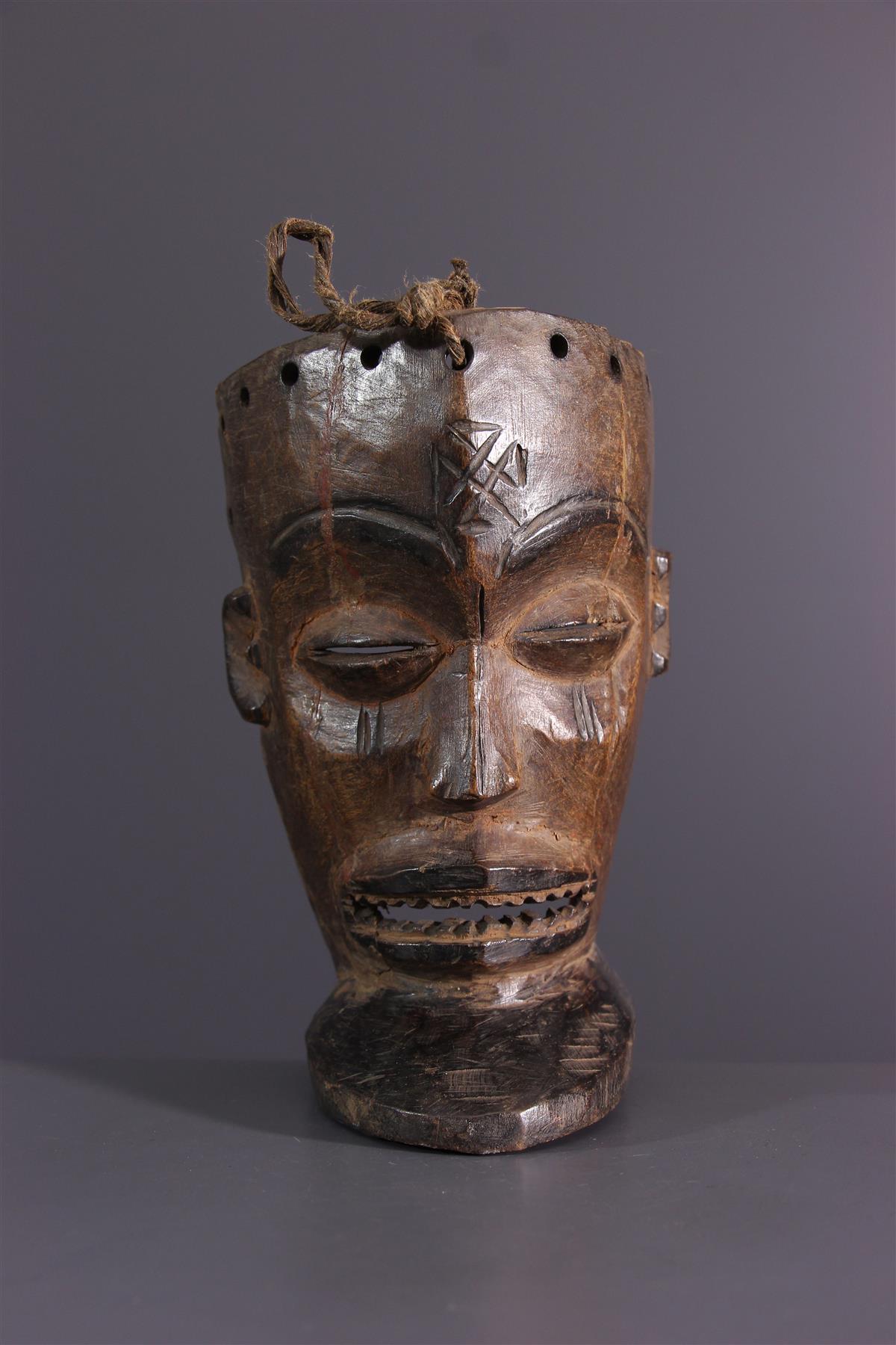 Chokwe masker - Afrikaanse kunst