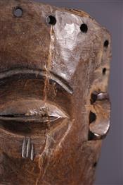 Masque africainChokwe masker