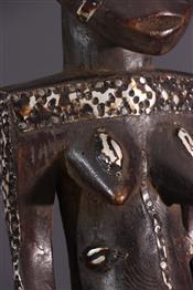 Statues africainesNgbaka standbeeld