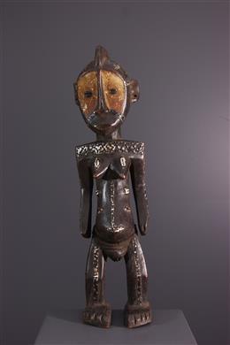 Afrikaanse kunst - Vrouwelijk figuur Ngbaka