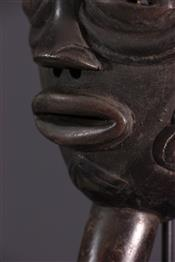 Masque africainLulua masker