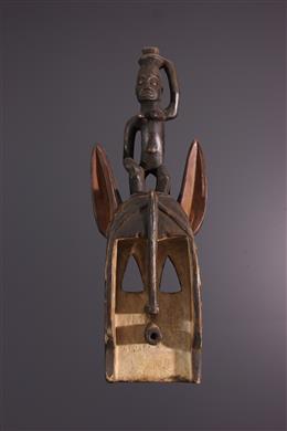 Afrikaanse kunst - Dogon masker