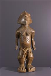 Statues africainesNgbandi beeldje