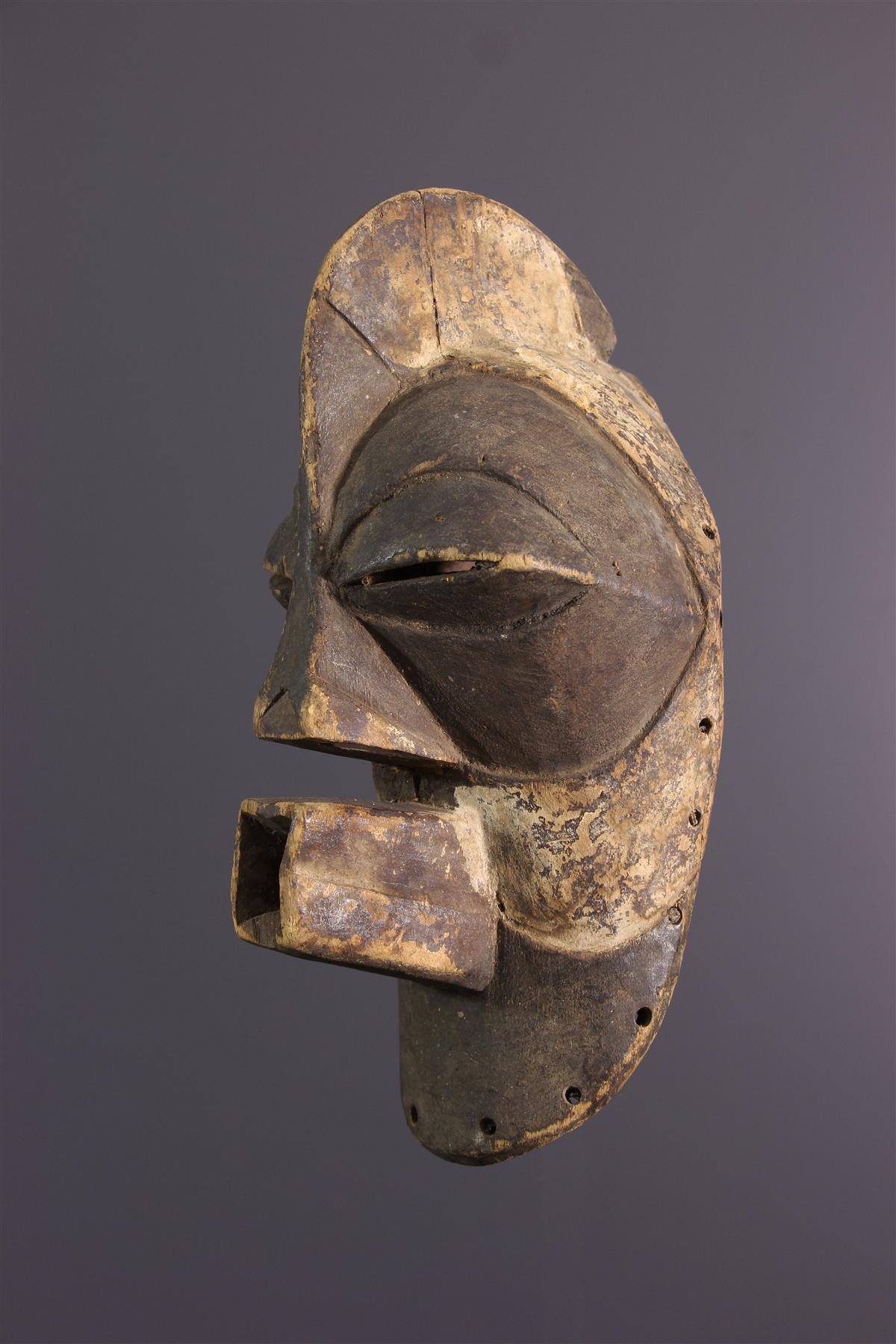 Songye masker - Afrikaanse kunst