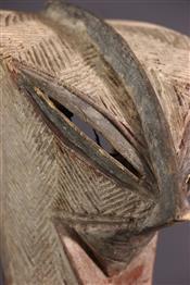 Masque africainZela masker
