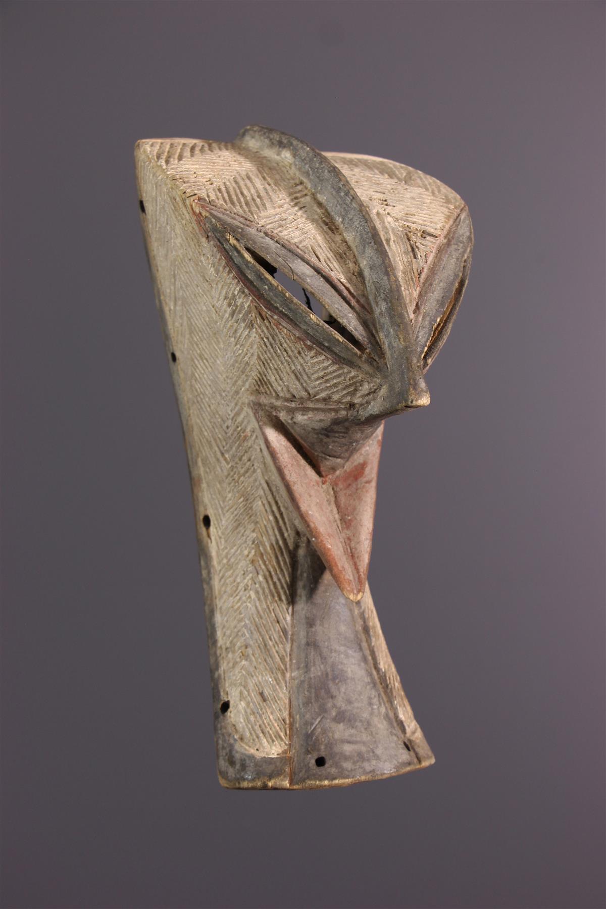 Zela masker - Afrikaanse kunst