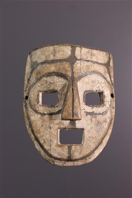 Afrikaanse kunst - Kumu, Komo masker