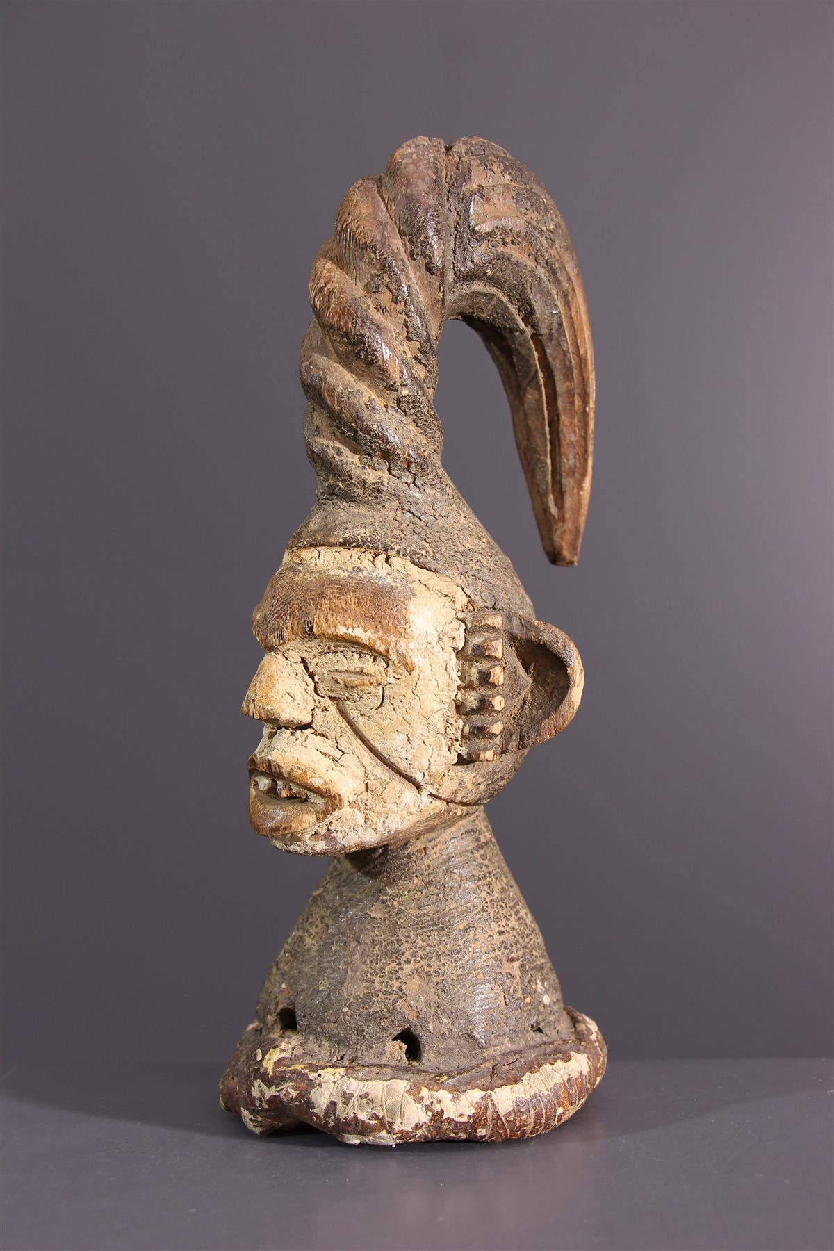 Igbo fetisj  - Afrikaanse kunst