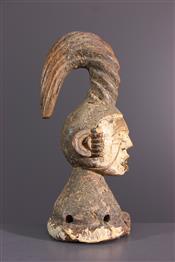 Masque africainIgbo fetisj