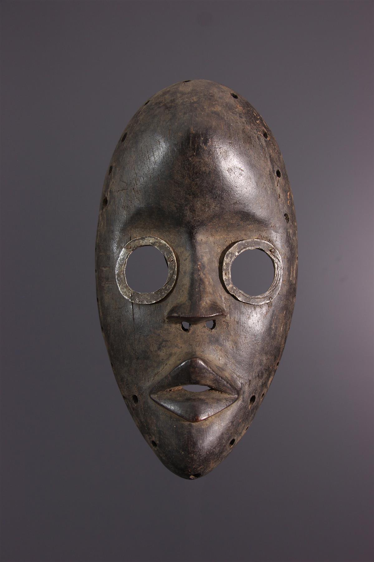 Dan masker - Afrikaanse kunst