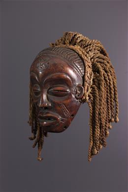Chokwe Mwana Pwo masker