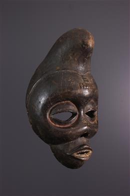 Afrikaanse kunst - Ibibio/Anang Idiok masker
