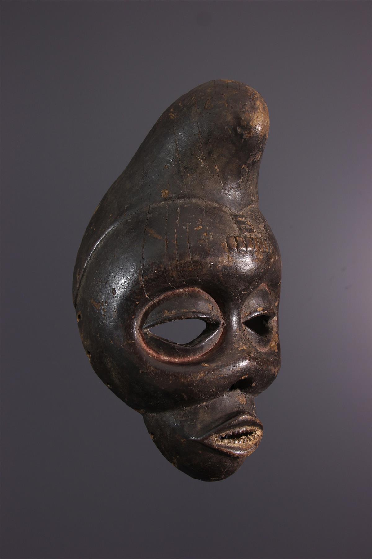 Ibibio masker - Afrikaanse kunst
