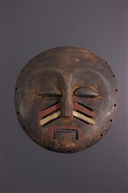 Afrikaanse kunst - Groot Yela masker