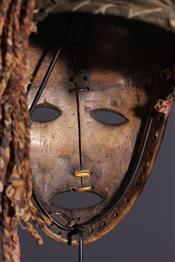 Masque africainLuvale masker