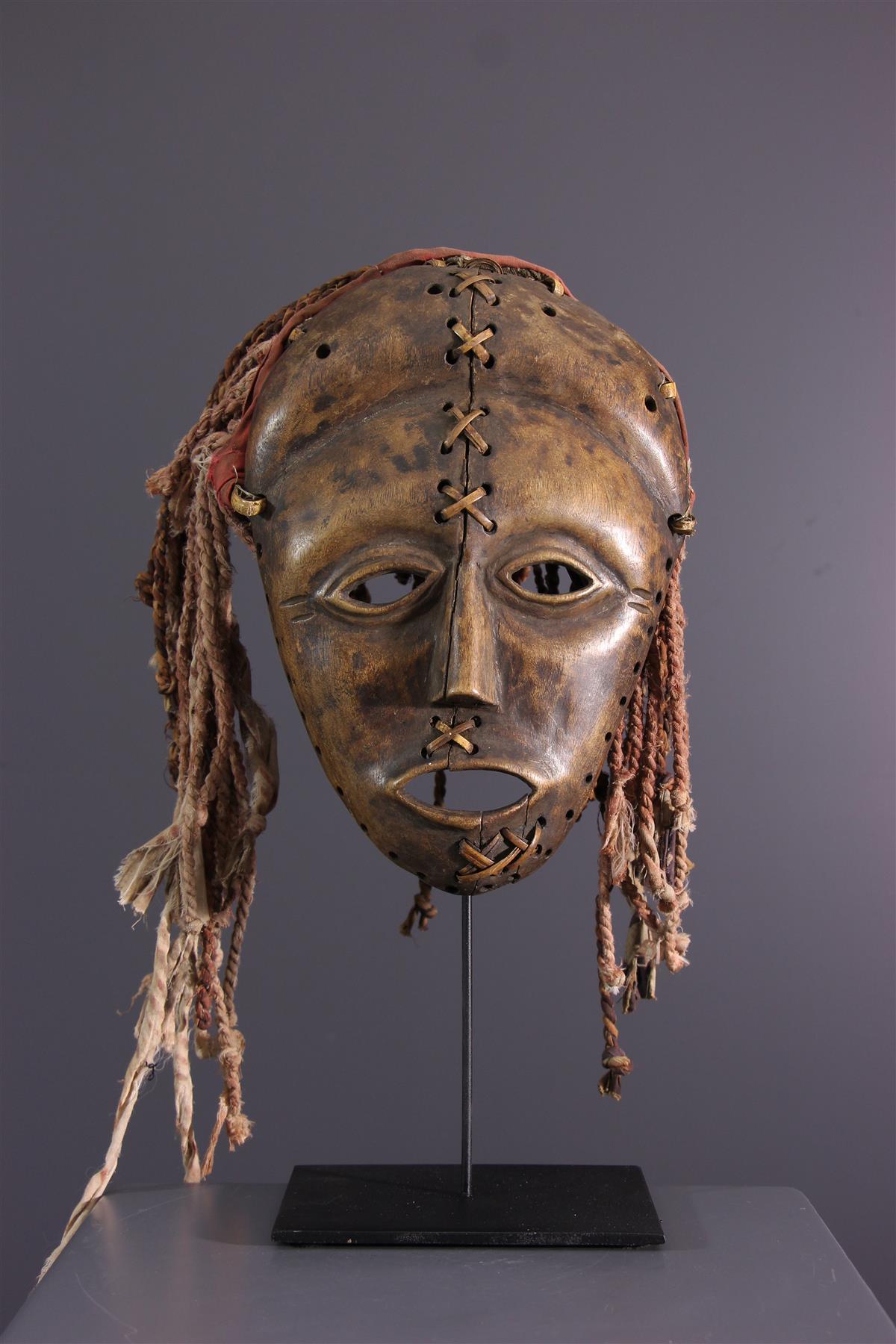 Luvale masker - Afrikaanse kunst