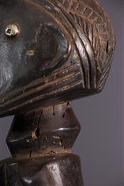 Statues africainesNgombe standbeeld