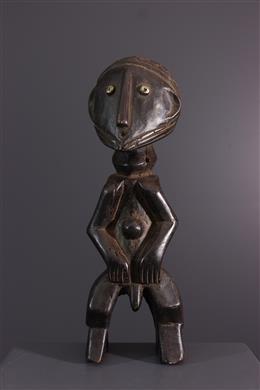 Afrikaanse kunst - Ngombe / Zande standbeeld