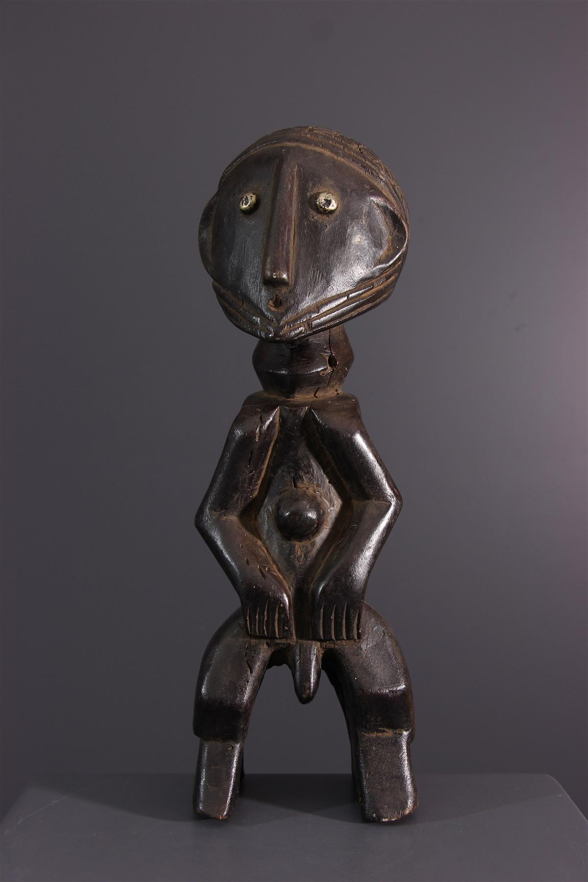 Ngombe standbeeld - Afrikaanse kunst