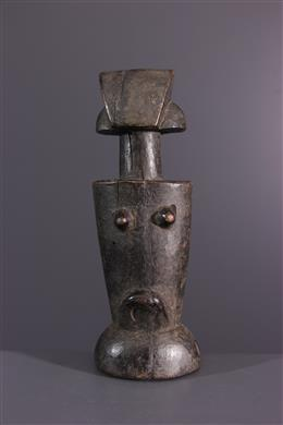 Afrikaanse kunst - Zaramo Kwéré Mwana Hiti pop