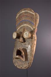 Masque africainKru masker