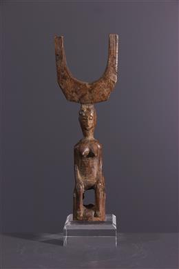 Afrikaanse kunst - Slingshot Baule