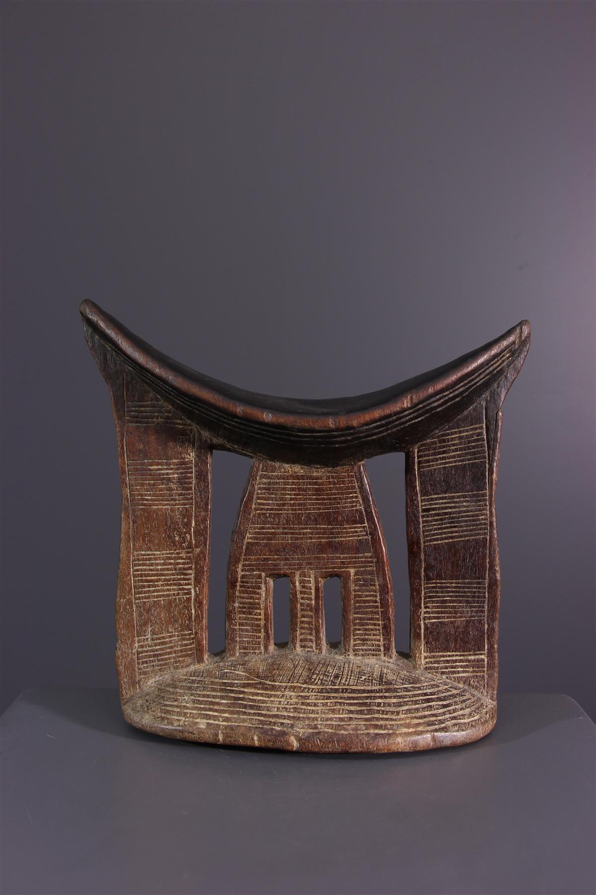 Yagertera neksteun  - Afrikaanse kunst