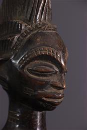 Statues africainesLuba beeldje