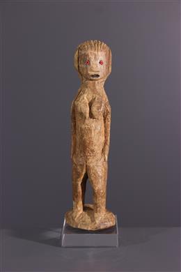 Afrikaanse kunst - Fipa beeldje