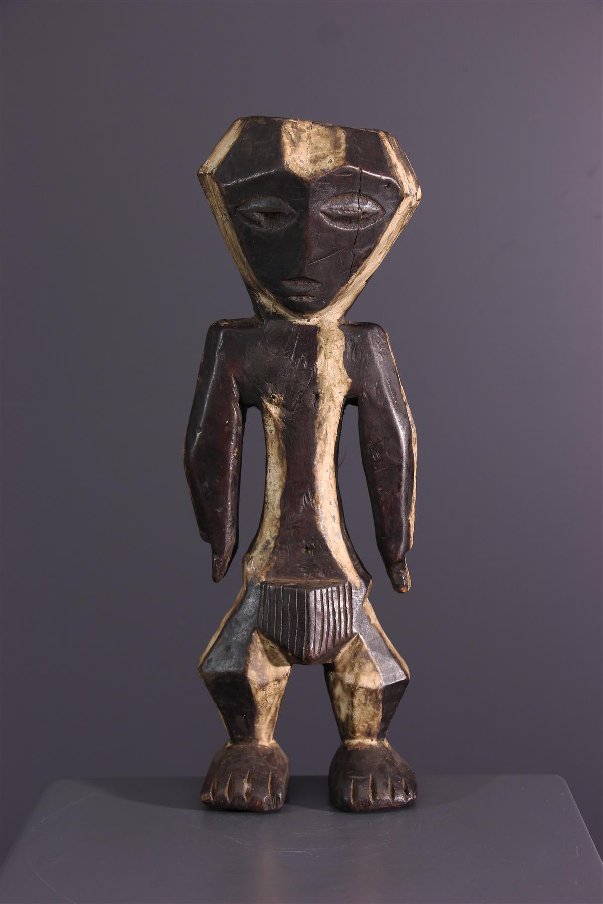 Yela beeldje - Afrikaanse kunst