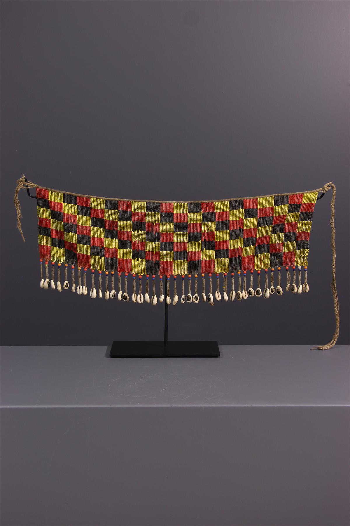 Kralen beha cover - Afrikaanse kunst