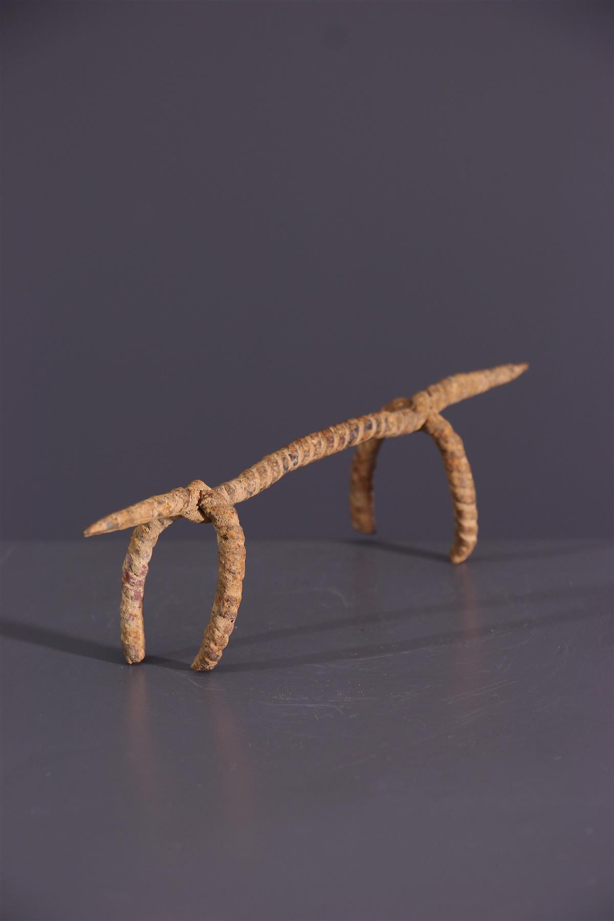 Dogon ijzer - Afrikaanse kunst
