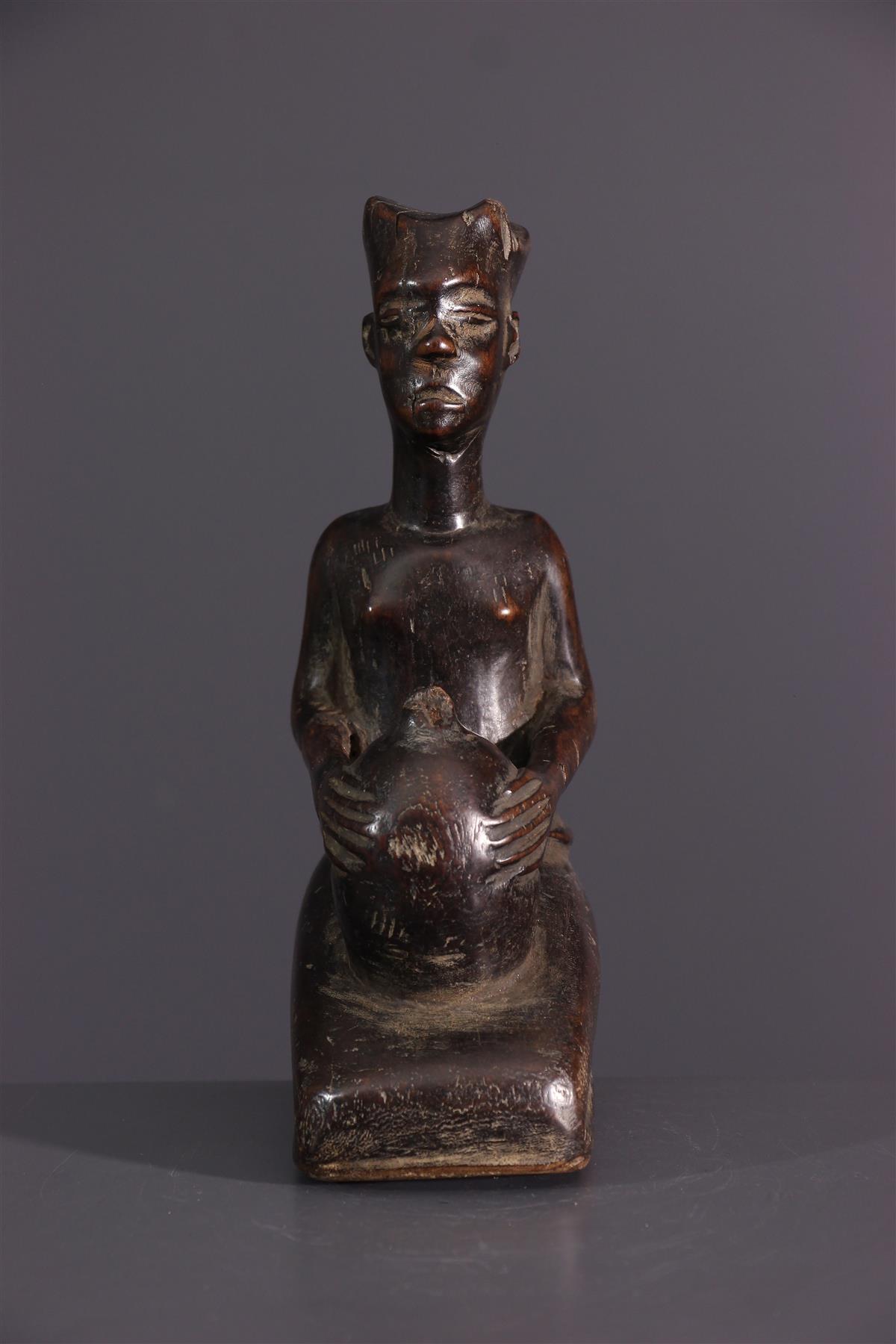Shoowa beeldje - Afrikaanse kunst