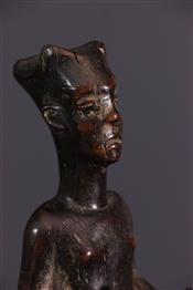 Statues africainesShoowa beeldje