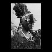 Masque africainLwalwa masker