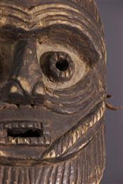 Masque africainMbunda masker