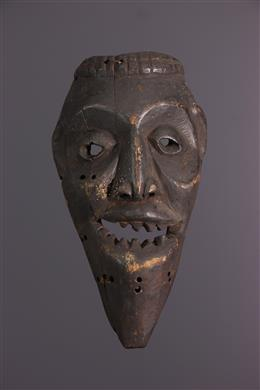 Afrikaanse kunst - Salampasu Masker