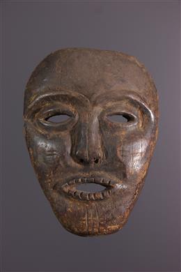Afrikaanse kunst - Ngbaka masker