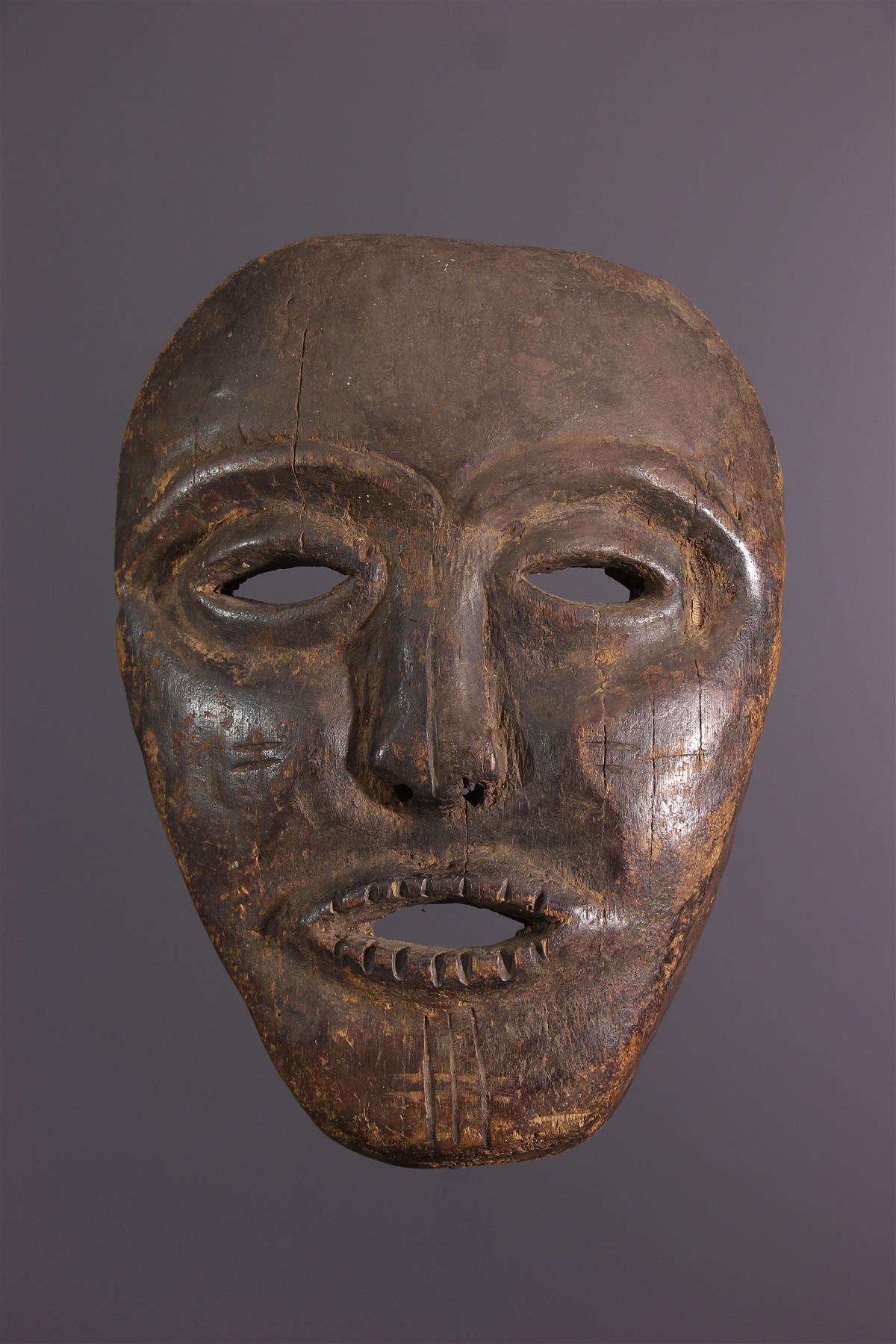 Ngbaka masker - Afrikaanse kunst