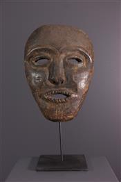 Masque africainNgbaka masker